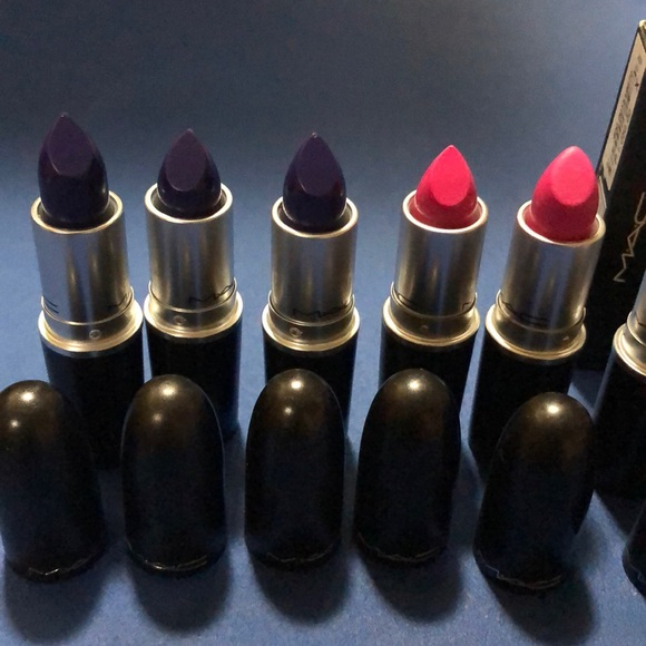 Other - Mac lipsticks all brand new see below for names